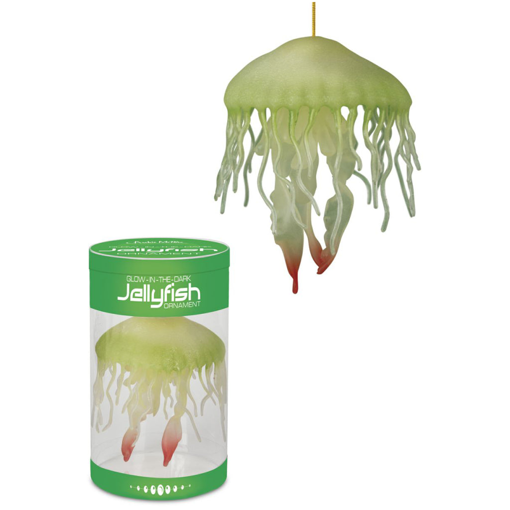 Glowing Jellyfish Ornament