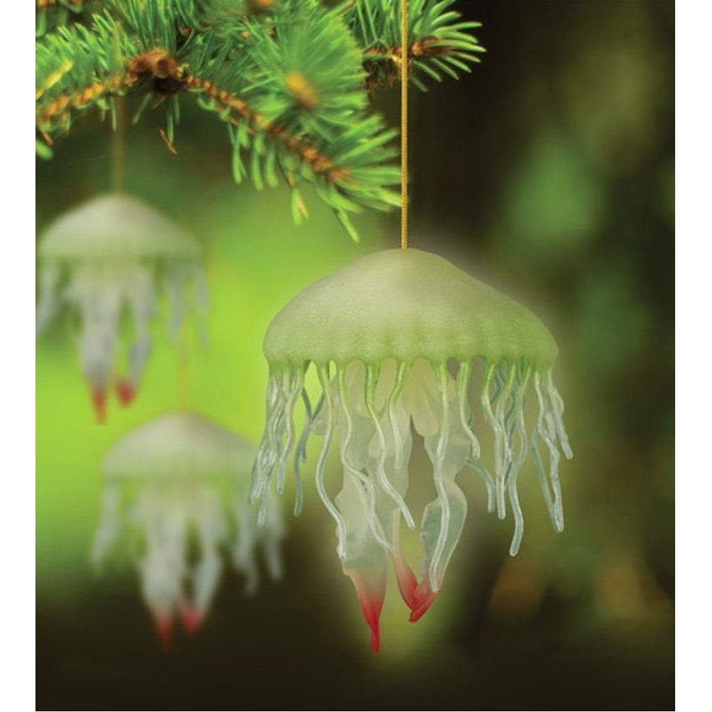Glowing Jellyfish Ornament lifestyle