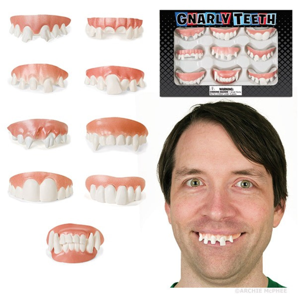 Gnarly Teeth product