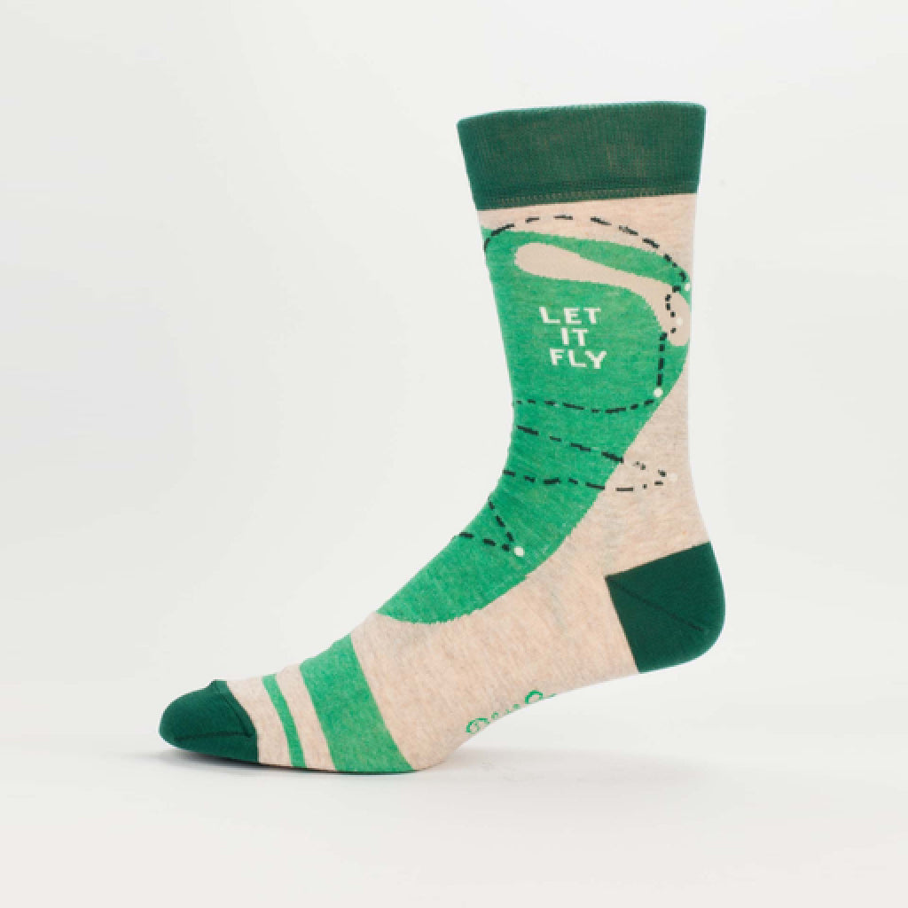 Golf Mens Socks side