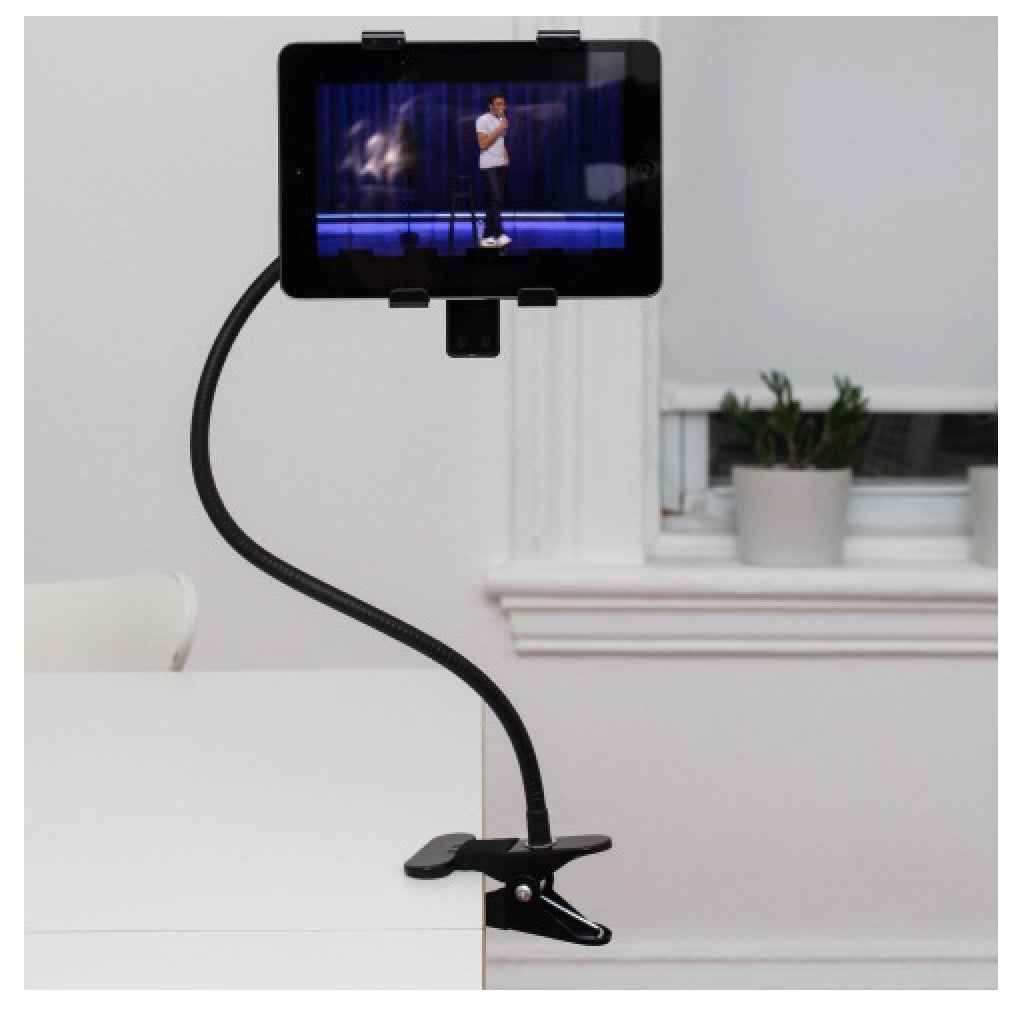 Gooseneck Tablet Holder lifestyle 2