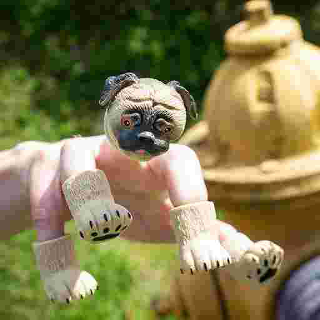 Handipug Finger Puppets lifestyle 4