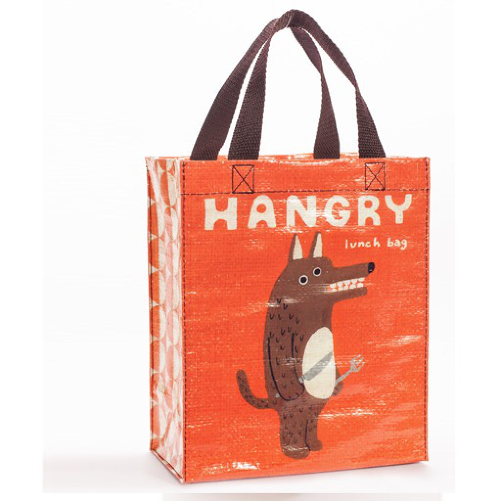 Hangry Handy Tote front