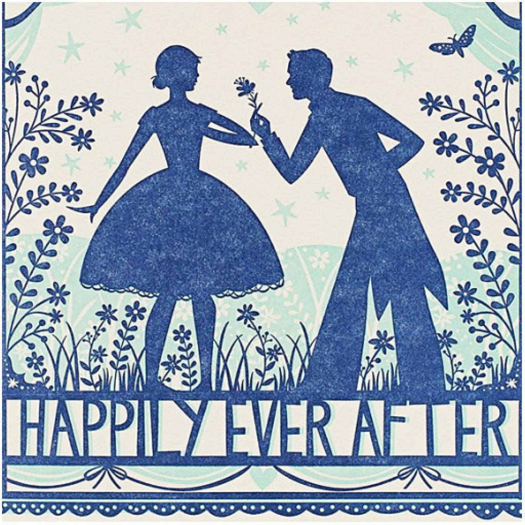 Happily Ever After Card front