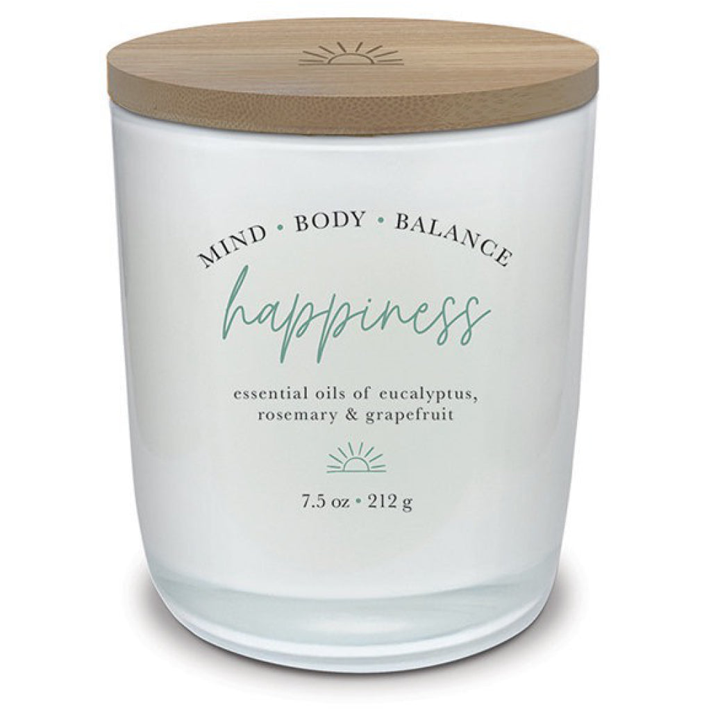 Happiness Aromatherapy Candle
