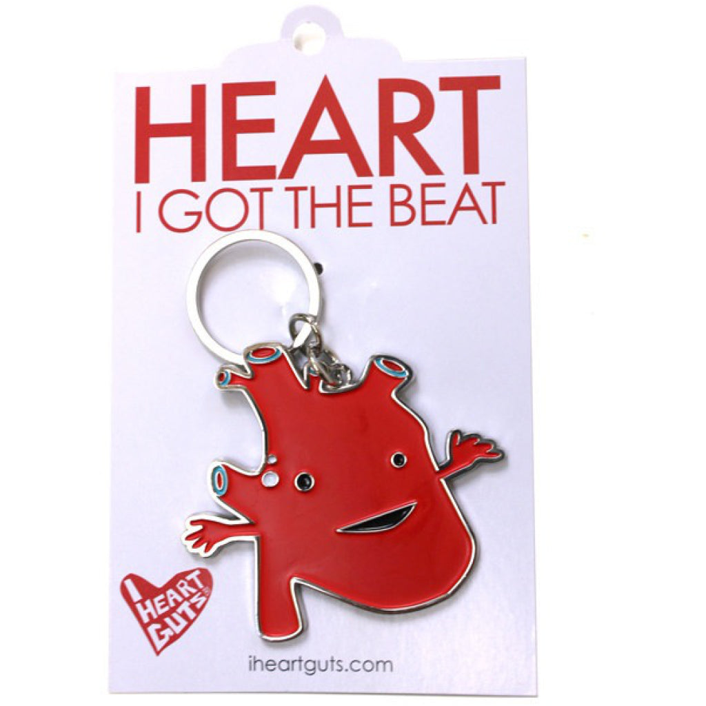 Heart Key Chain package