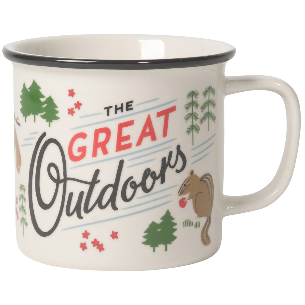Heritage Great Outdoors Mug