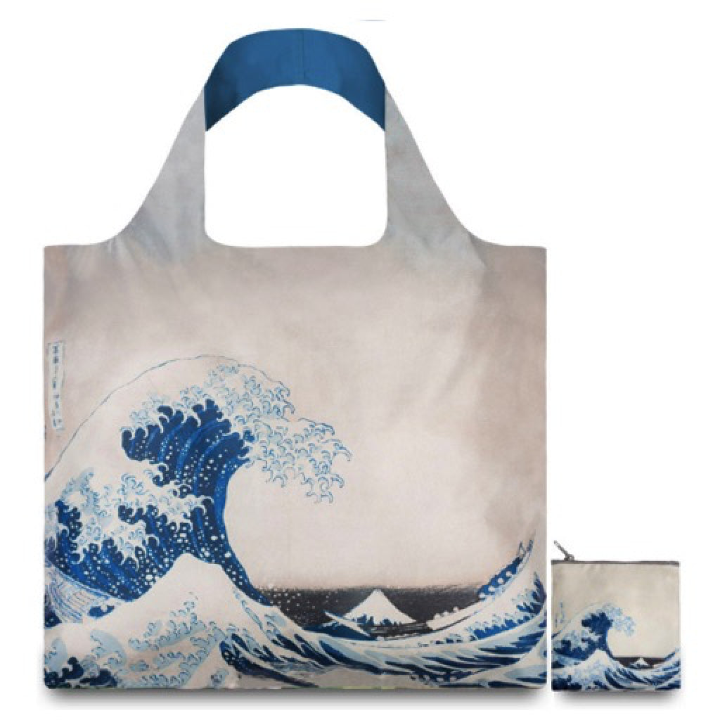 Hokusai The Great Wave Shopping Bag product