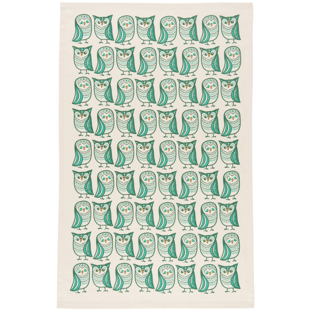 Hootenanny Tea Towels Set of 2 product 1