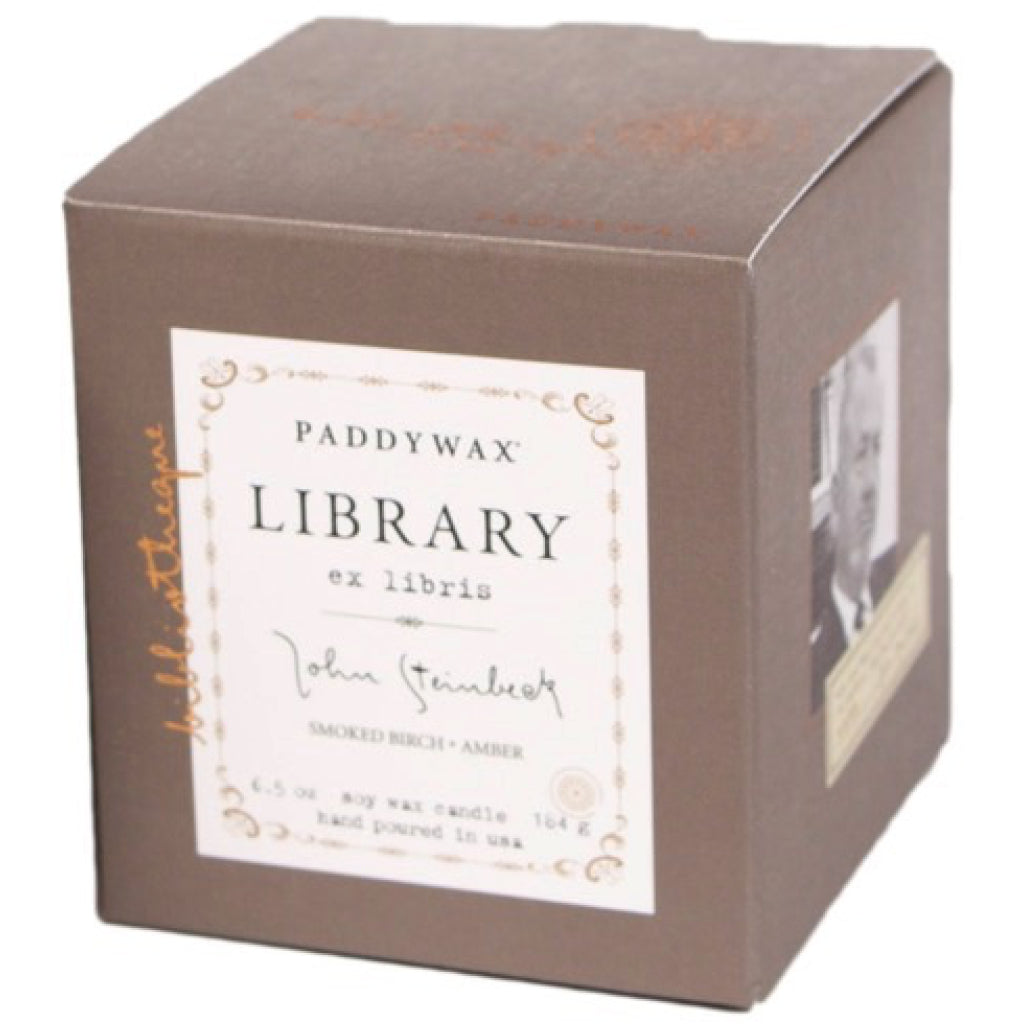 John Steinbeck Library Candle box