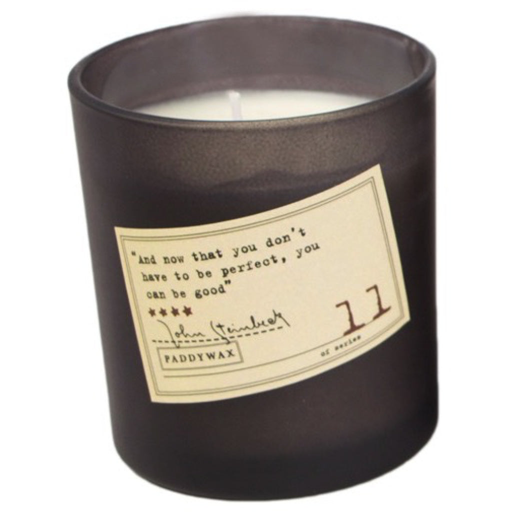John Steinbeck Library Candle