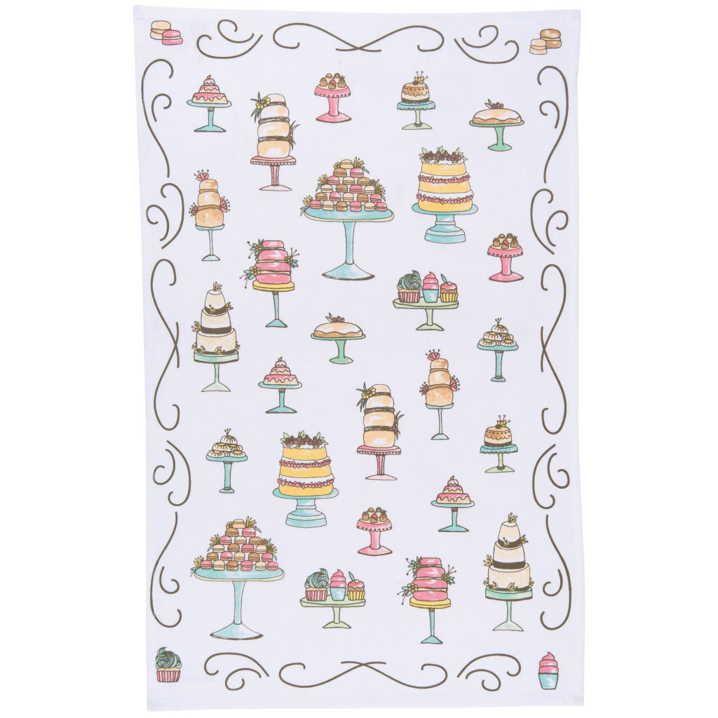 Just Desserts Tea Towels Set of 2 product 2