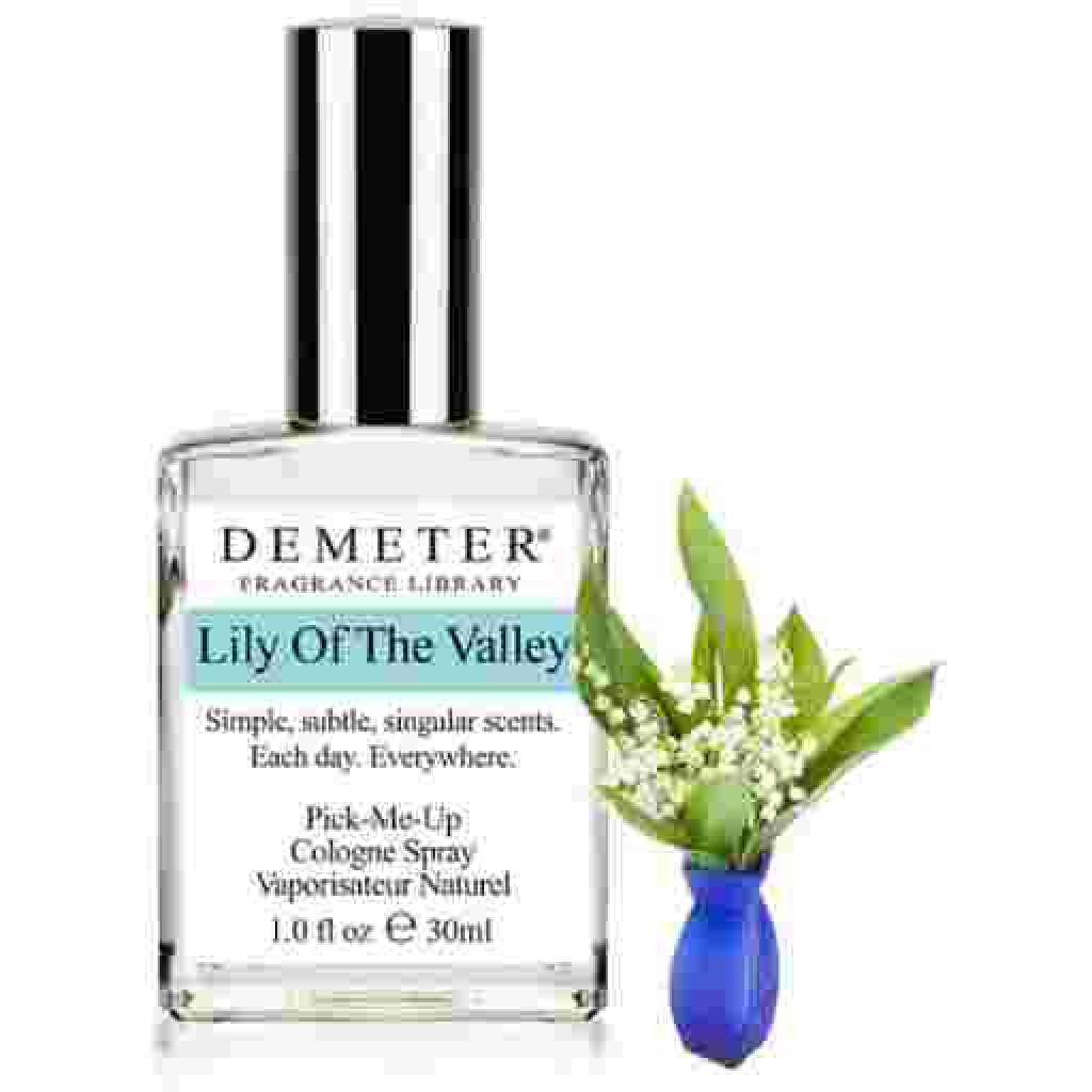 Lily of the Valley Cologne Spray lifestyle shot