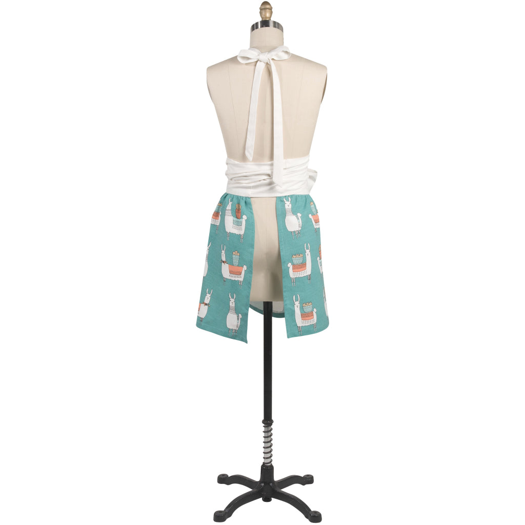 Llamarama Apron Sasha alternate