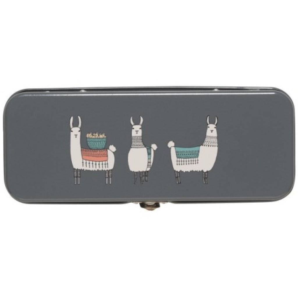 Llamarama Pencil Box