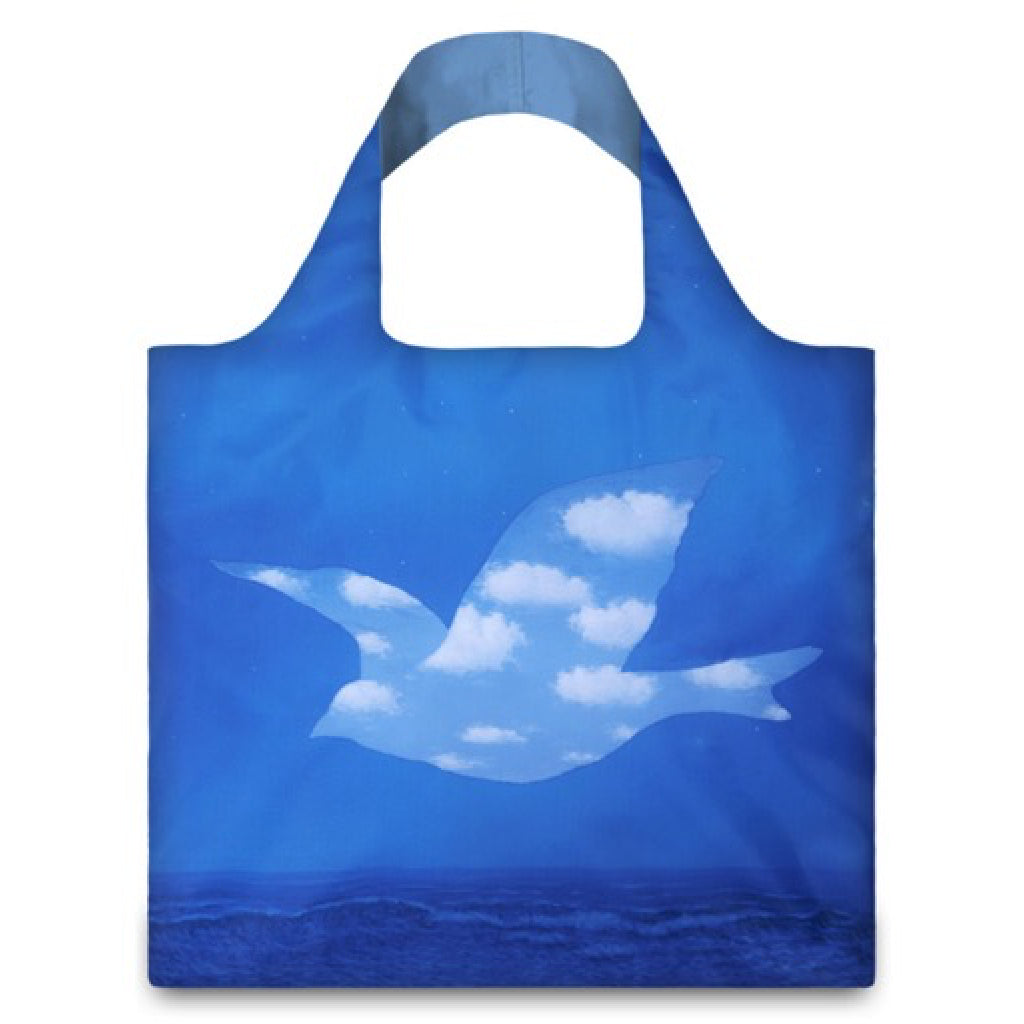 Magritte The Promise Shopping Bag