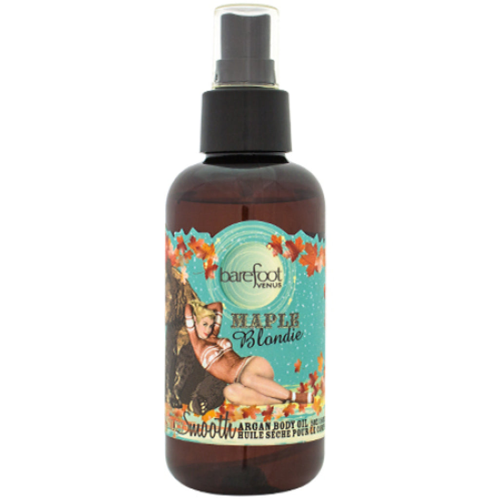 Maple Blondie Argan Oil Spray