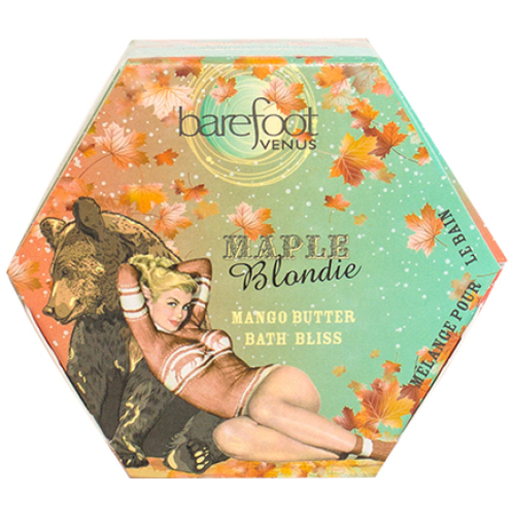 Maple Blondie Bath Bliss