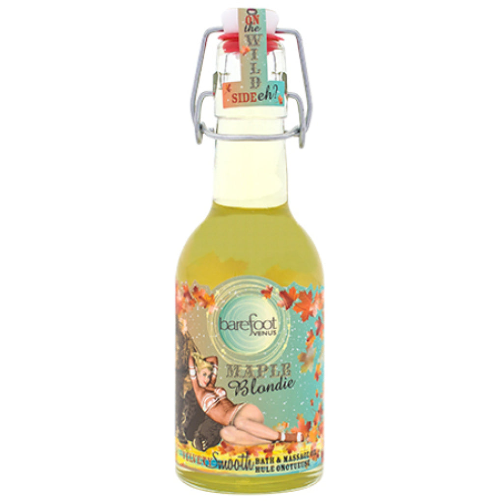 Maple Blondie Massage And Bath Oil