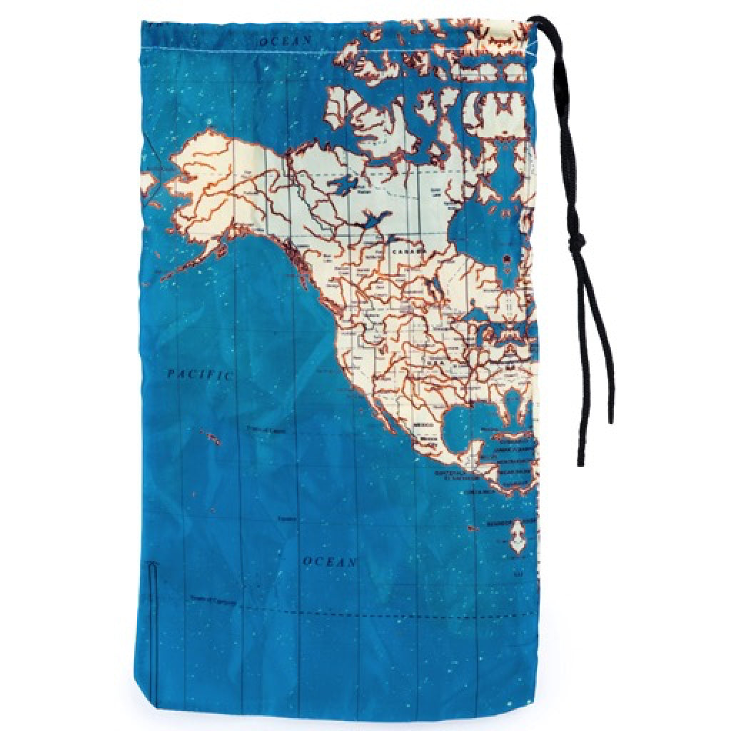 Maps Travel Bags Set of 4 alternate