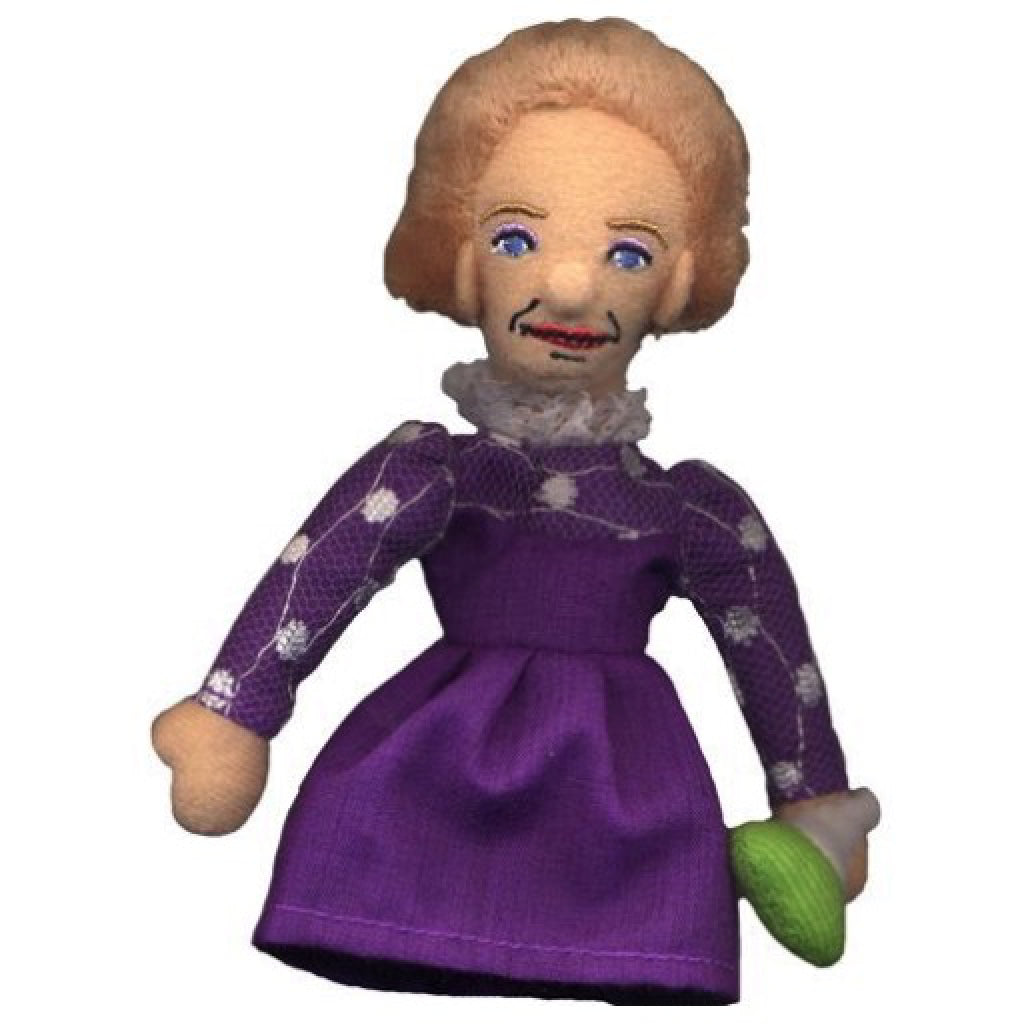 Marie Curie Finger Puppet