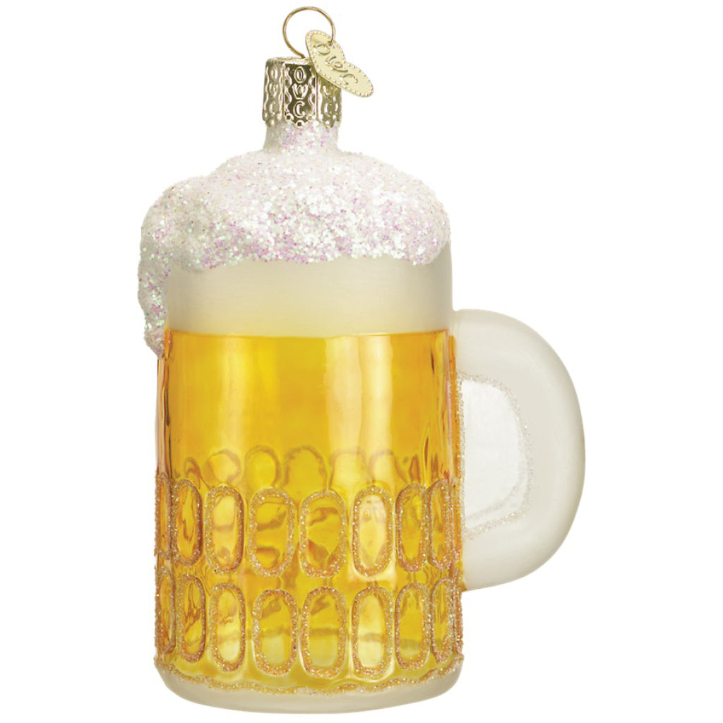 Mug of Beer Ornament by Old World Christmas