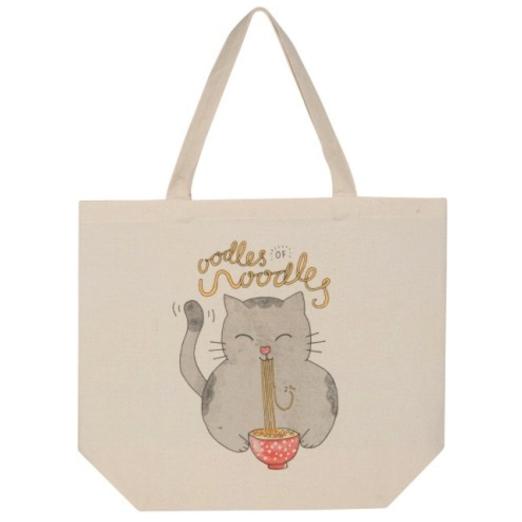 Ooodles of Noodles Tote Bag