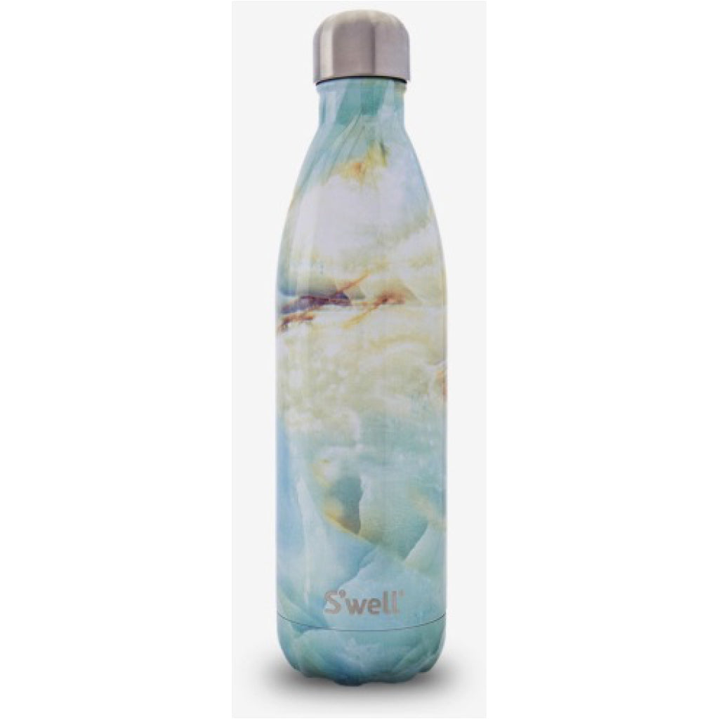 Opal Marble Water Bottle 25oz 750ml
