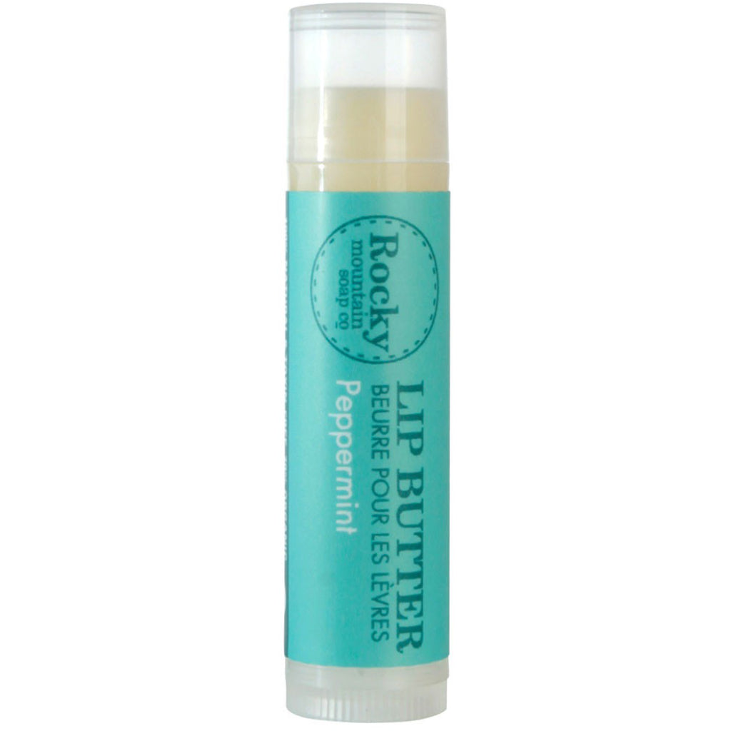 Peppermint Organic Lip Butter