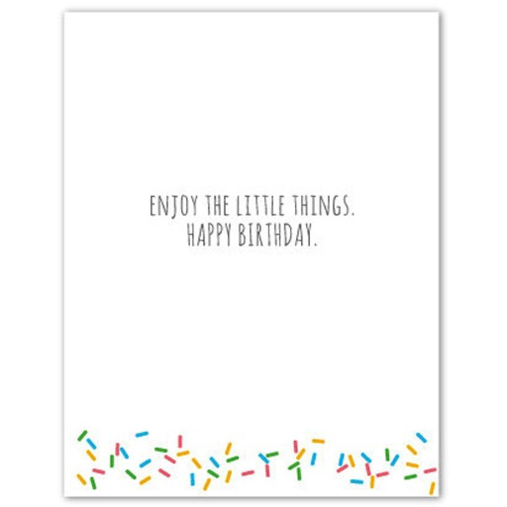 Facebook Friends Birthday Card By Modern Printed Matter Outer Layer