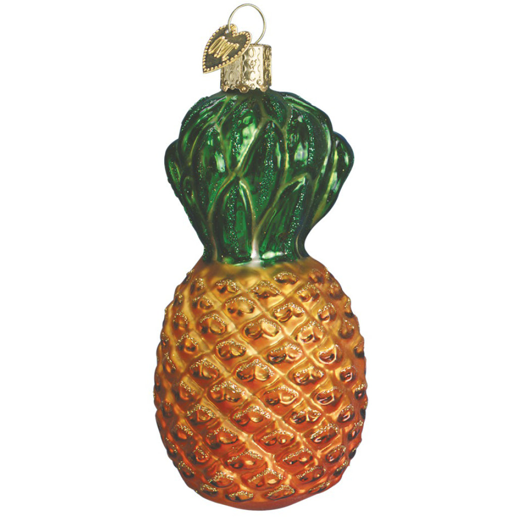 Pineapple Ornament by Old World Christmas