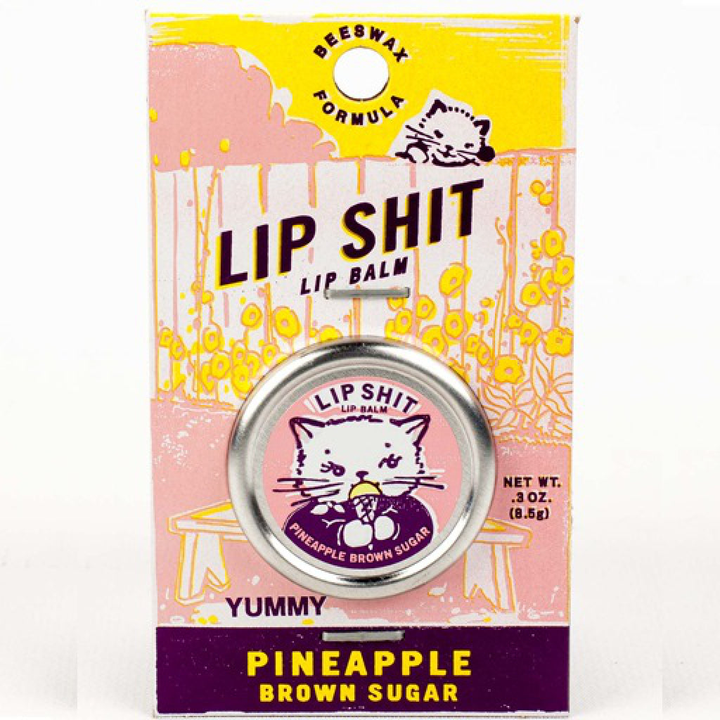 Pineapple Sugar Lip Shit