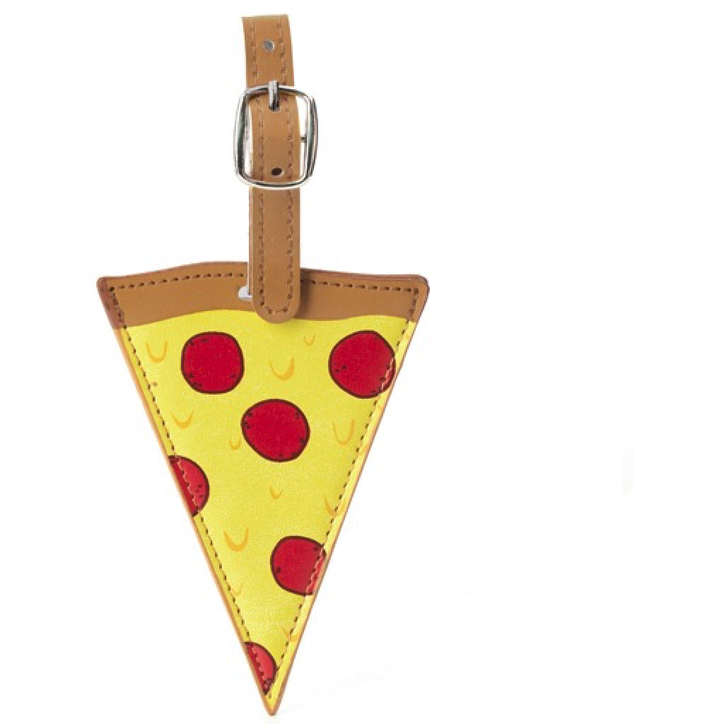 Pizza Luggage Tag product