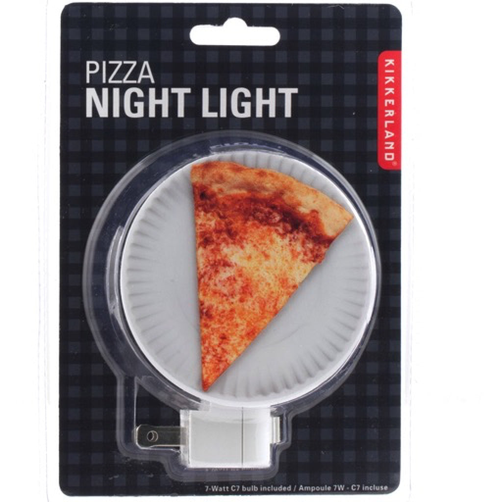 Pizza Night Light package