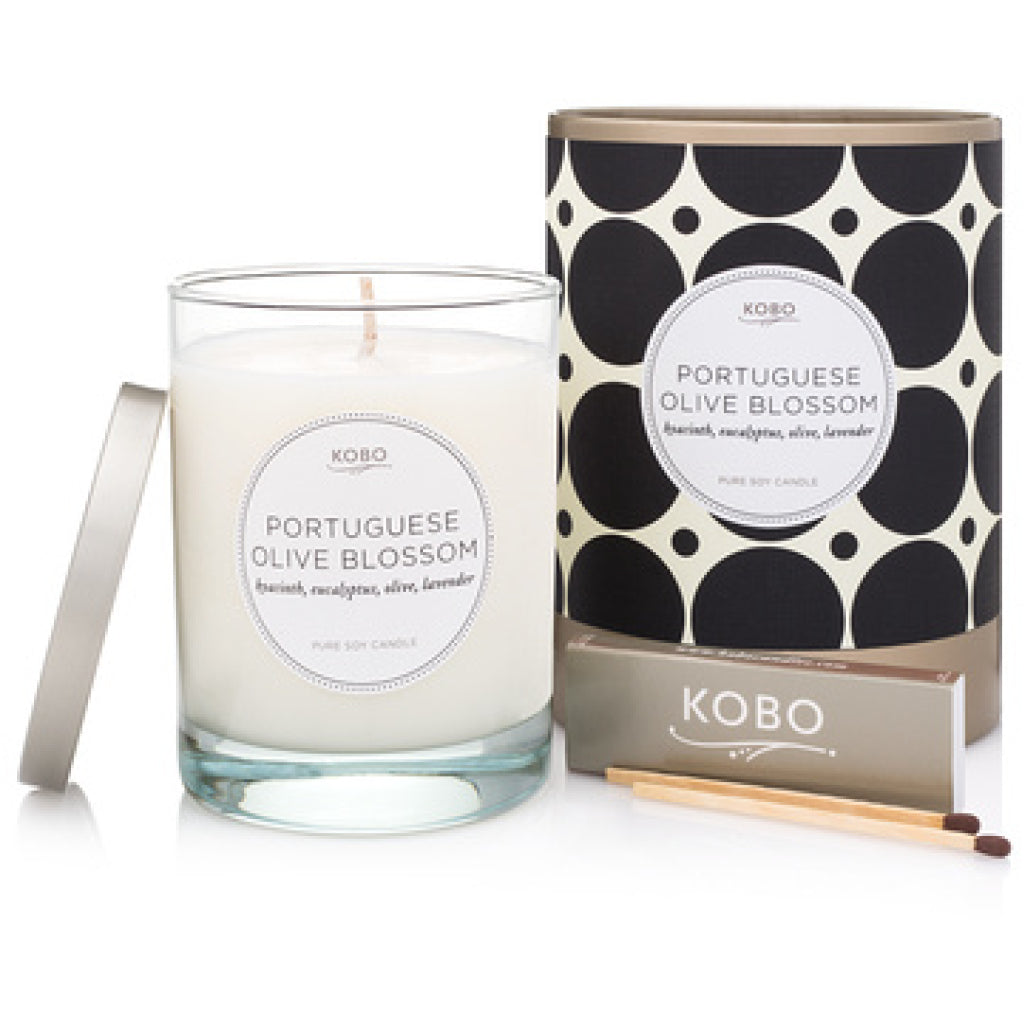 Portuguese Olive Blossom Candle