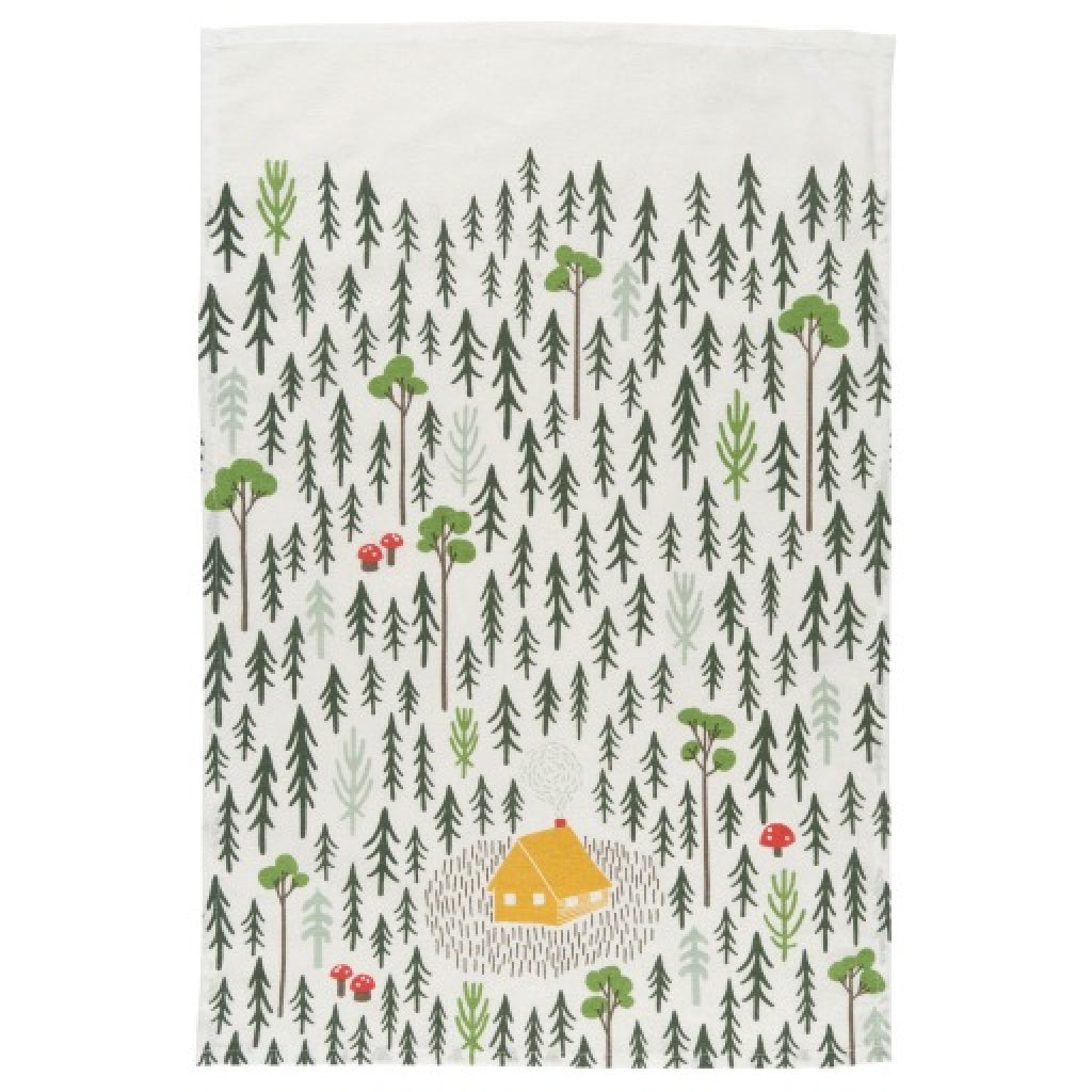 Retreat Tea Towels Set of 2 product 2