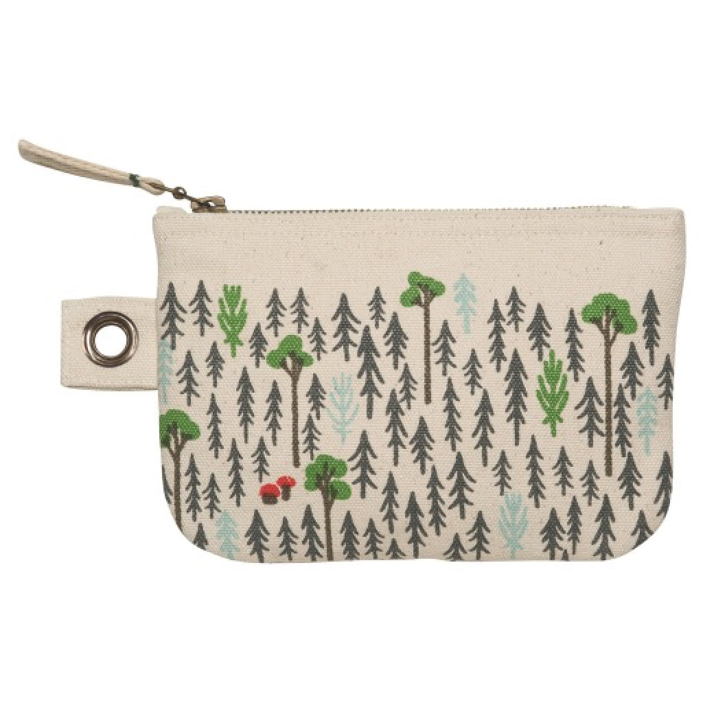 Retreat Zipper Pouch Small