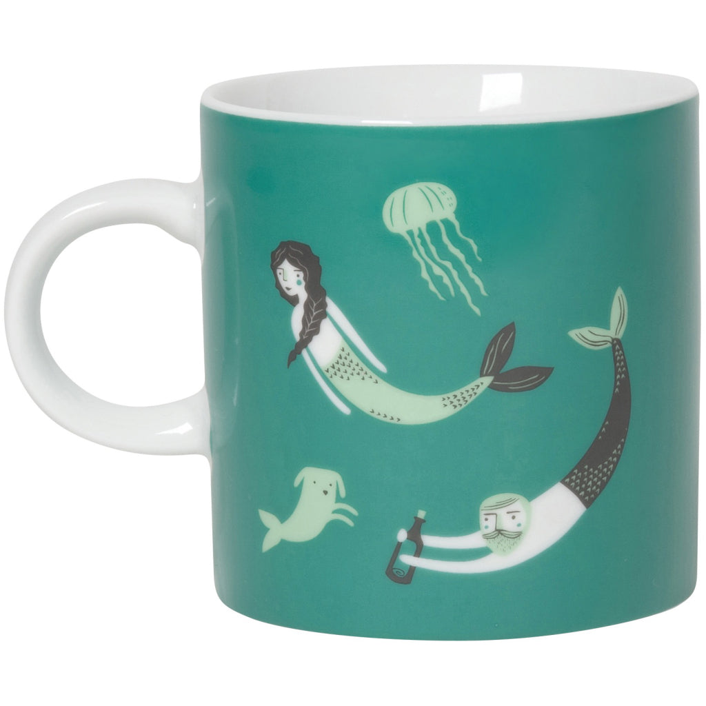 Sea Spell Short Mug back