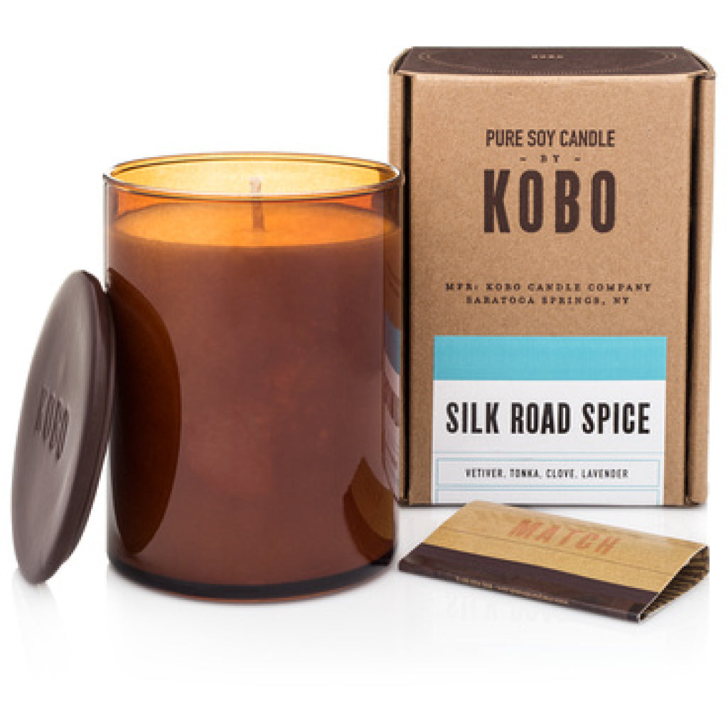 Silk Road Spice Candle