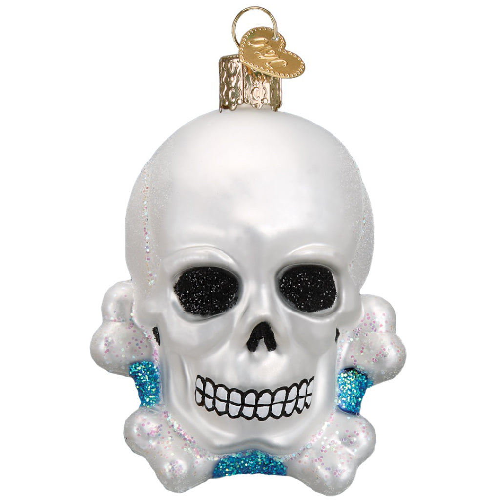 Skull & Crossbones Ornament