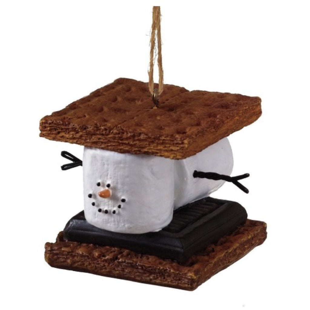 Smores Sandwich Ornament