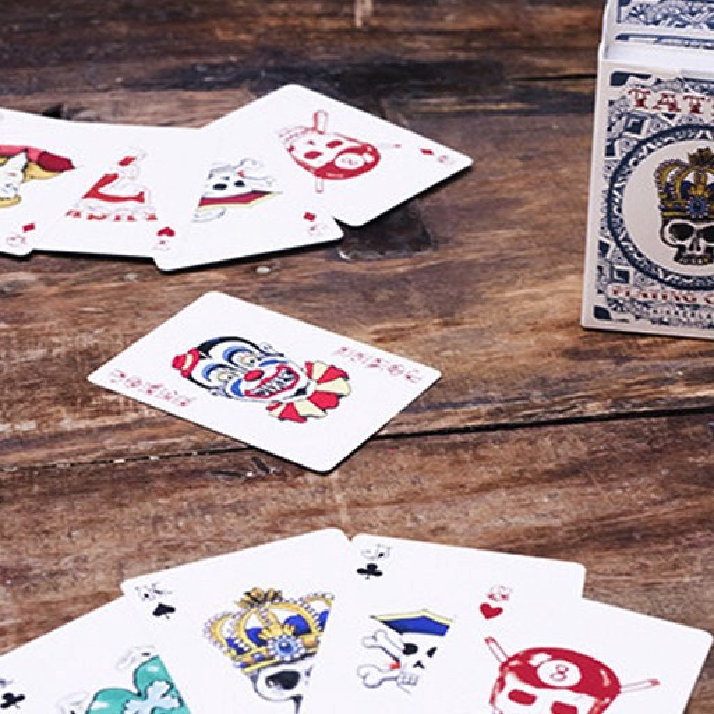 Tattoo Playing Cards lifestyle 2