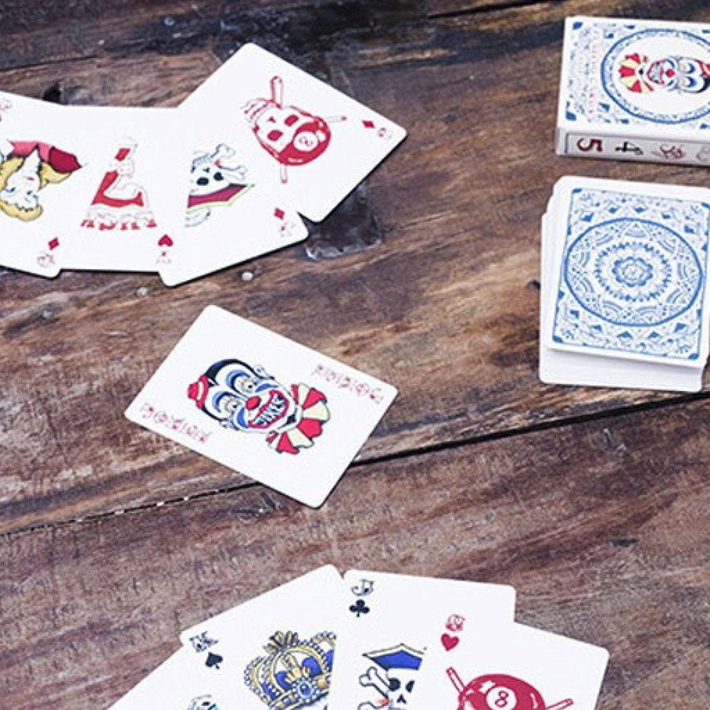 Tattoo Playing Cards lifestyle