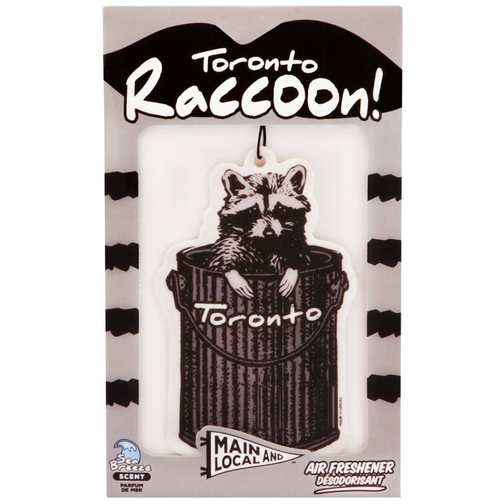 Toronto Raccoon Air Freshener