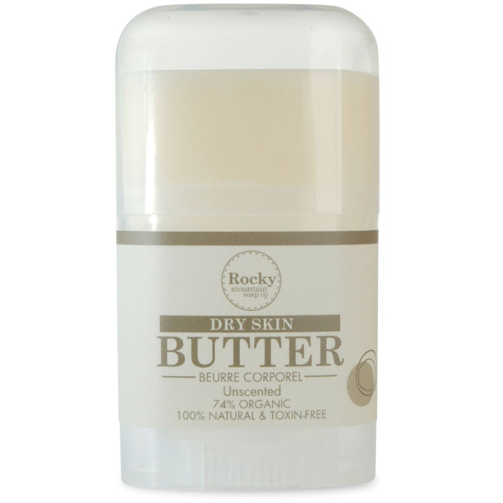 Unscented Body Butter Mini Organic