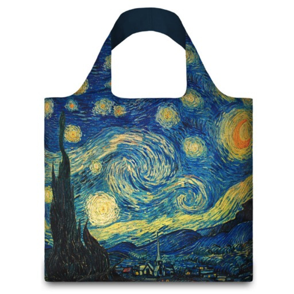 Van Gogh Starry Night Resusable Shopping Bag