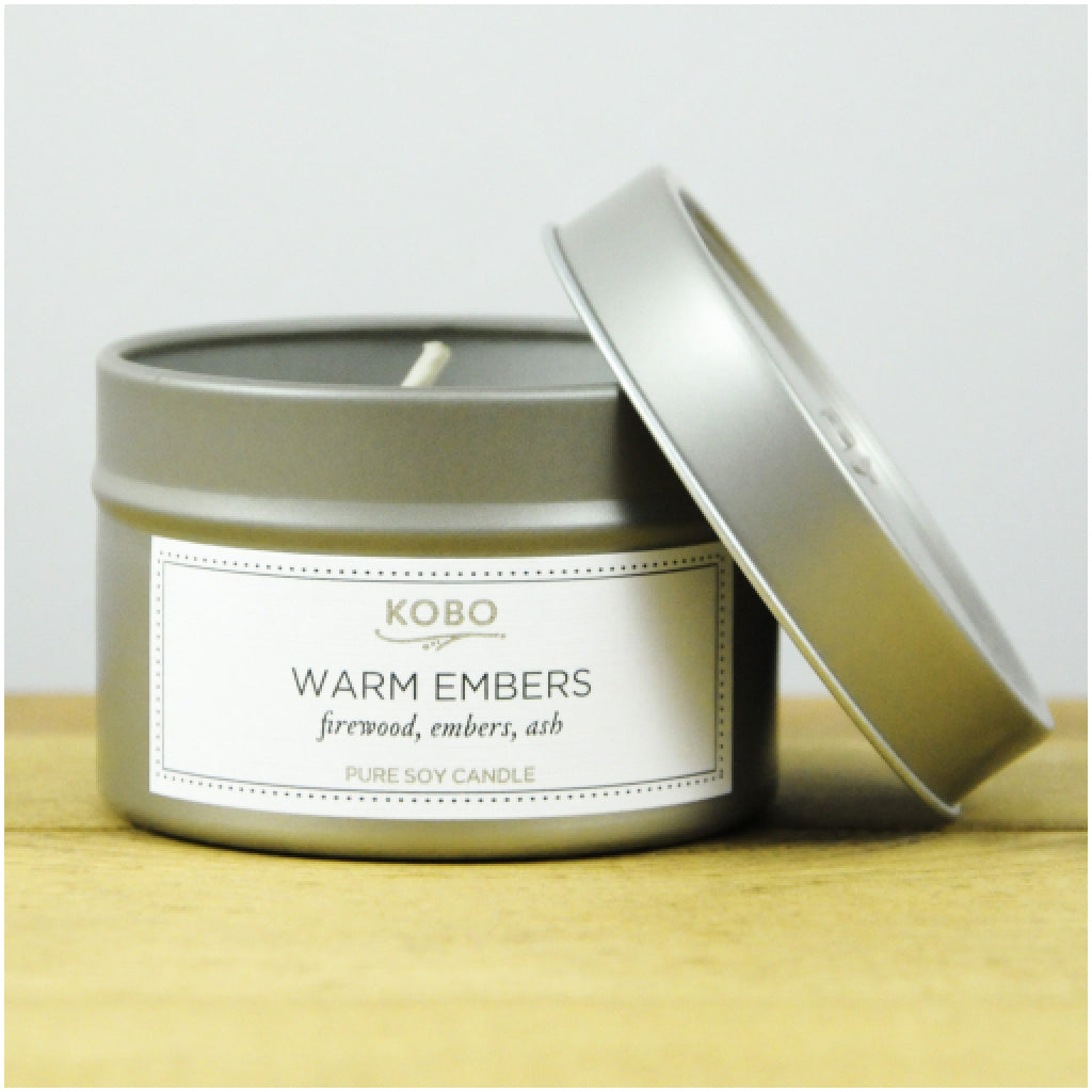 Warm Embers Travel Candle front 2