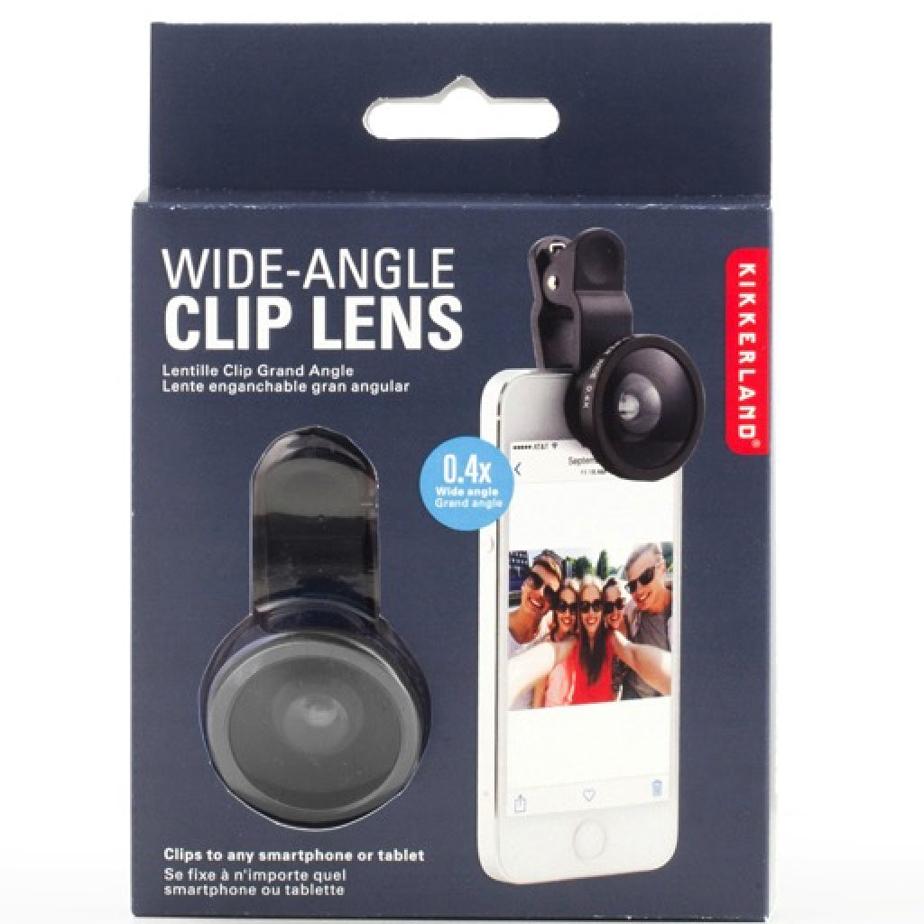 Wide Angle Selfie Lens package