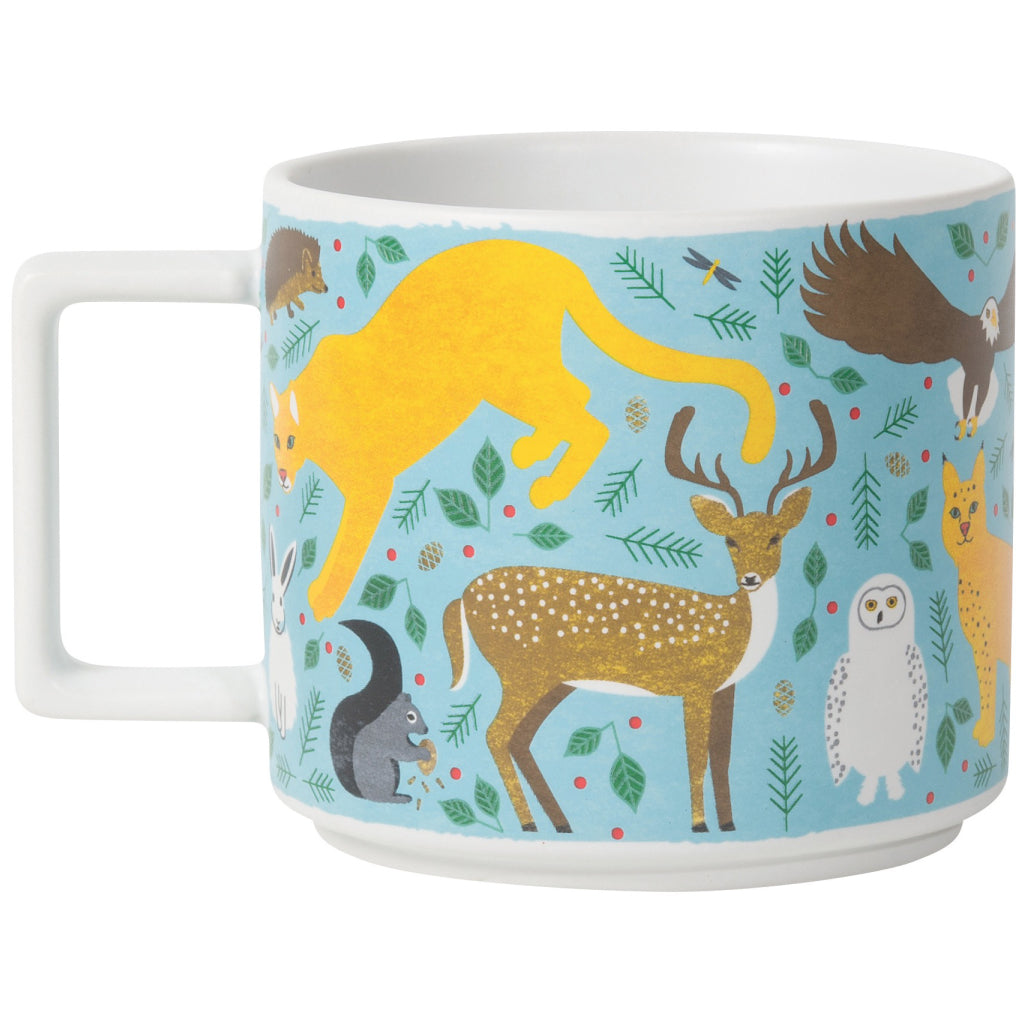 Woodland Alliance Mug back