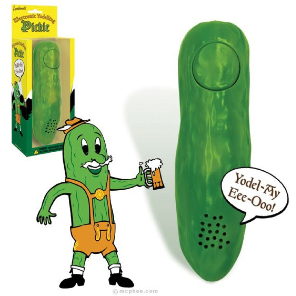 Yodelling Pickle